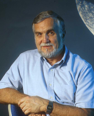 Dr. Ronald Greeley. Photo courtesy of School of Earth and Space Exploration, Arizona State University.