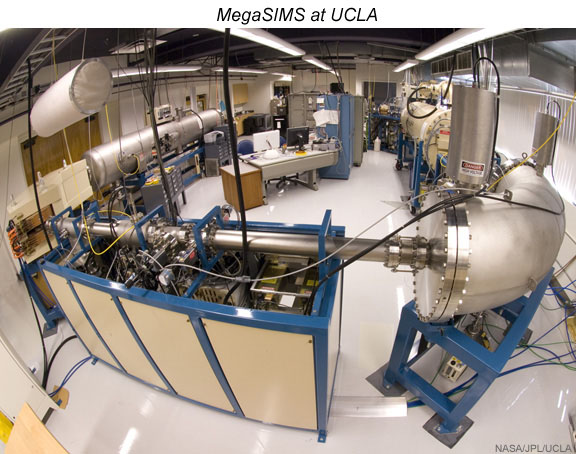 Photo of the MegaSIMS at UCLA.