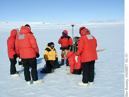 People Of Antarctica